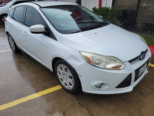 2012 Ford Focus for sale at FREDY KIA USED CARS in Houston TX