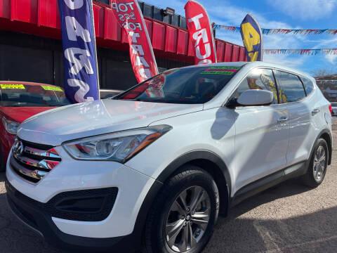 2016 Hyundai Santa Fe Sport for sale at Duke City Auto LLC in Gallup NM