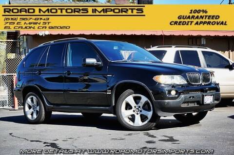2006 BMW X5 for sale at Road Motors Imports in El Cajon CA