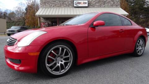 2006 Infiniti G35 for sale at Driven Pre-Owned in Lenoir NC