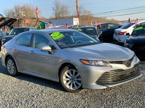 2020 Toyota Camry for sale at A&M Auto Sales in Edgewood MD