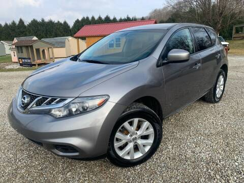2011 Nissan Murano for sale at Rt 33 Motors LLC in Rockbridge OH