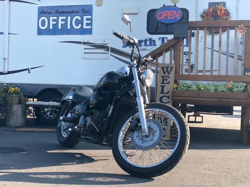 2012 Honda Shadow Spirit 750 for sale at Atlas Automotive Sales in Hayden ID