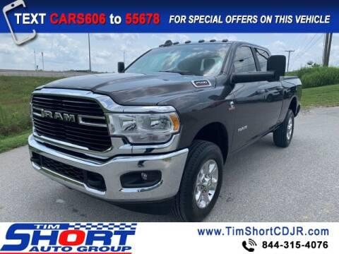 2021 RAM Ram Pickup 2500 for sale at Tim Short Chrysler in Morehead KY