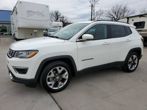 2020 Jeep Compass for sale at Kell Auto Sales, Inc in Wichita Falls TX
