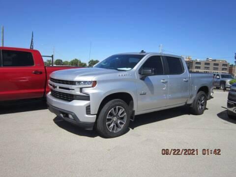2020 Chevrolet Silverado 1500 for sale at Bitner Motors in Pittsburg KS