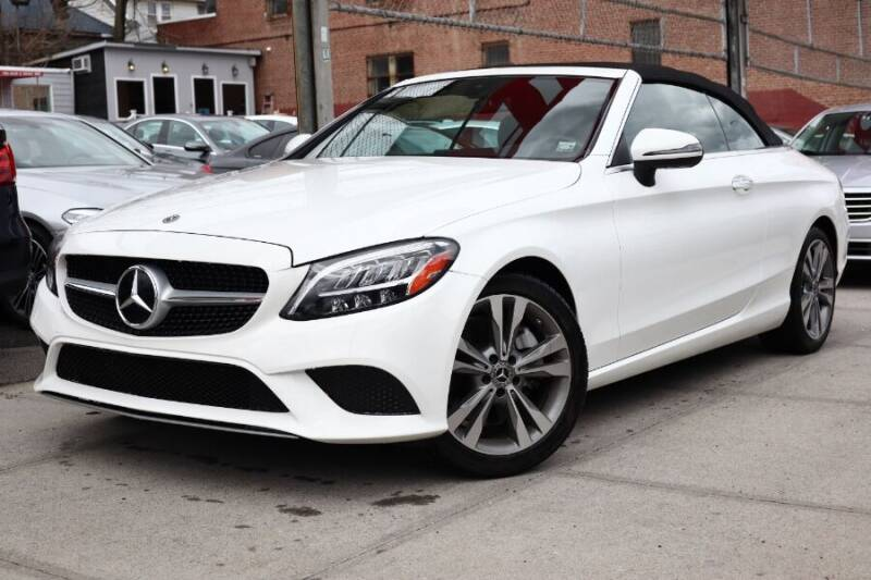 2020 Mercedes-Benz C-Class for sale at HILLSIDE AUTO MALL INC in Jamaica NY