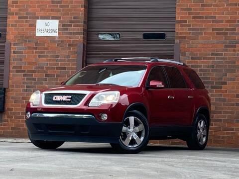 2011 GMC Acadia for sale at Universal Cars in Marietta GA