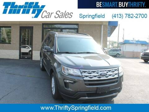 2018 Ford Explorer for sale at Thrifty Car Sales Springfield in Springfield MA