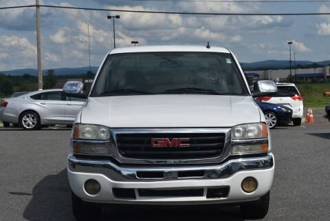2007 GMC Sierra 1500 Classic for sale at Broadway Garage of Columbia County Inc. in Hudson NY