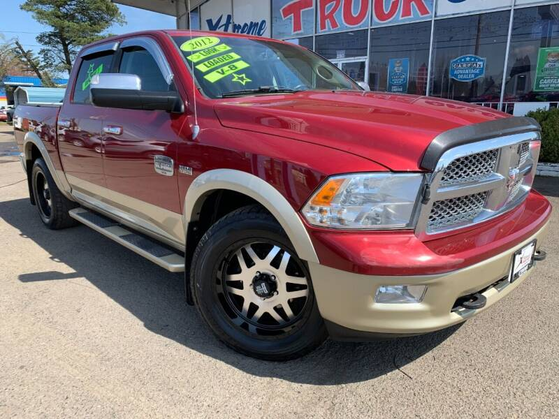 2012 RAM Ram Pickup 1500 for sale at Xtreme Truck Sales in Woodburn OR