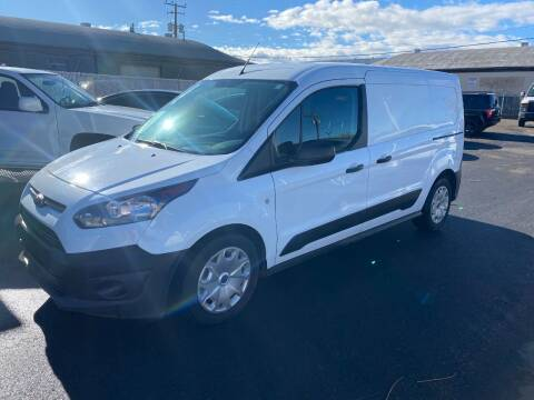 2017 Ford Transit Connect Cargo for sale at Major Car Inc in Murray UT