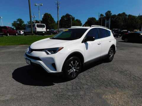 2016 Toyota RAV4 for sale at Paniagua Auto Mall in Dalton GA