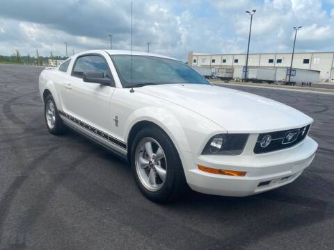2007 Ford Mustang for sale at ELAN AUTOMOTIVE GROUP in Buford GA