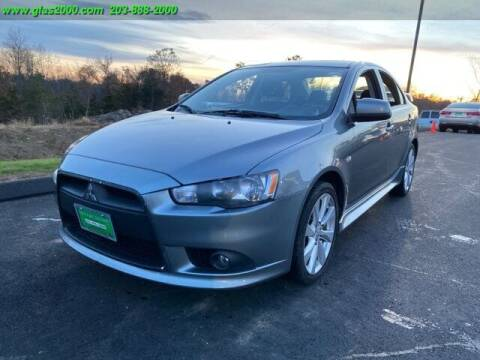 2012 Mitsubishi Lancer for sale at Green Light Auto Sales LLC in Bethany CT