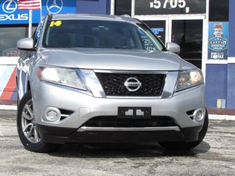 2014 Nissan Pathfinder for sale at VIP AUTO ENTERPRISE INC. in Orlando FL
