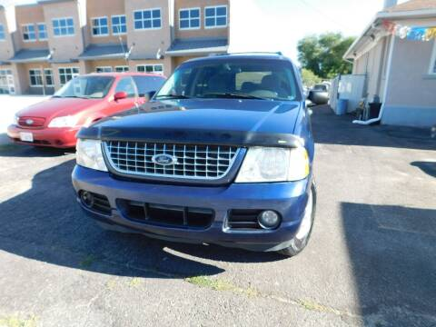2005 Ford Explorer for sale at Gold Star Auto Sales in Salt Lake City UT