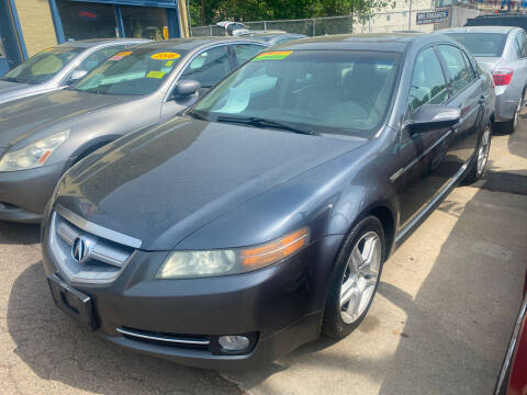 2008 Acura TL for sale at Polonia Auto Sales and Service in Hyde Park MA