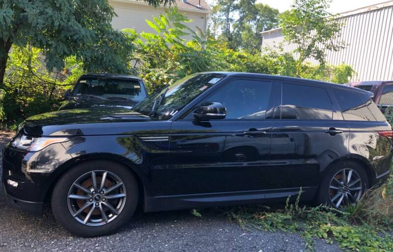 2016 Land Rover Range Rover Sport for sale at Top Line Import in Haverhill MA