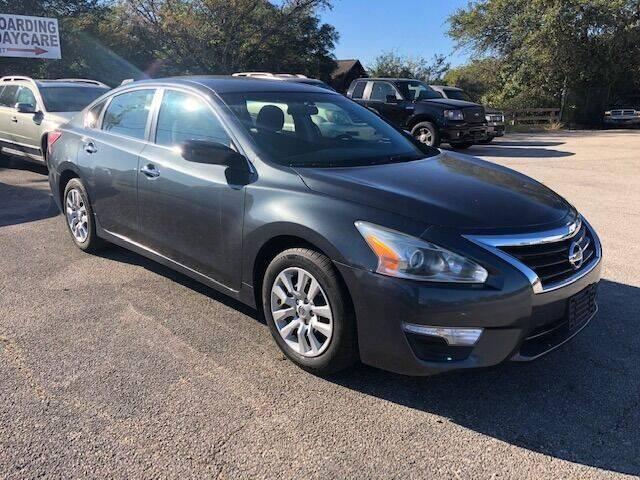 2013 Nissan Altima for sale at Hi-Tech Automotive - Oak Hill in Austin TX