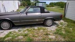 1985 Mercedes-Benz 380-Class for sale at Classic Car Deals in Cadillac MI