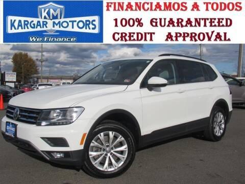2018 Volkswagen Tiguan for sale at Kargar Motors of Manassas in Manassas VA