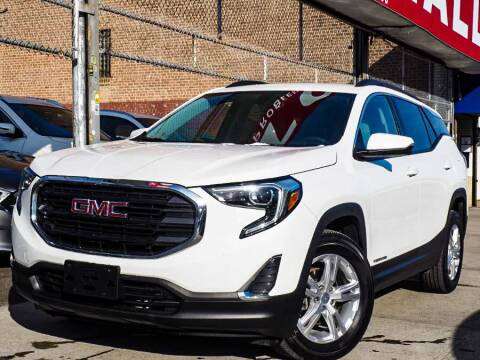 2018 GMC Terrain for sale at HILLSIDE AUTO MALL INC in Jamaica NY