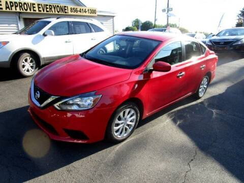 2018 Nissan Sentra for sale at American Auto Group Now in Maple Shade NJ