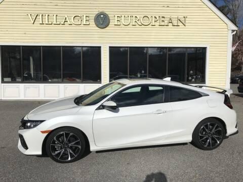 2018 Honda Civic for sale at Village European in Concord MA
