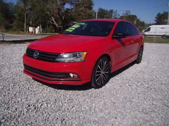 2016 Volkswagen Jetta for sale at Auto Brokers in Gulf Breeze FL