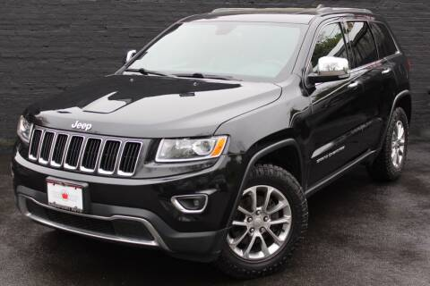 2016 Jeep Grand Cherokee for sale at Kings Point Auto in Great Neck NY