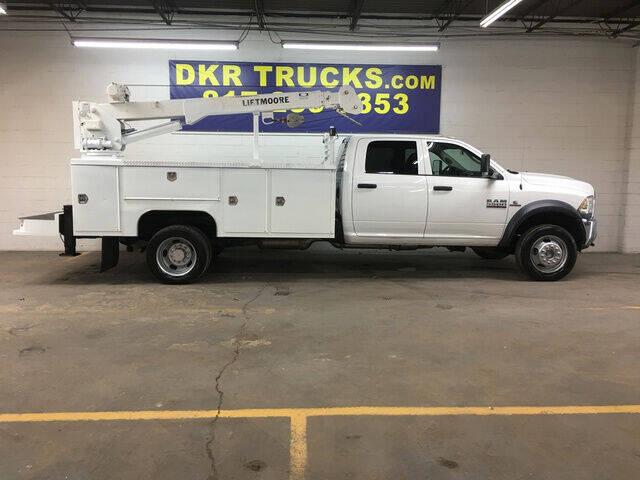 2017 RAM Ram Chassis 5500 for sale at DKR Trucks in Arlington TX