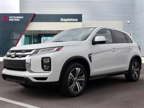 2021 Mitsubishi Outlander Sport for sale at Napleton Autowerks in Springfield MO