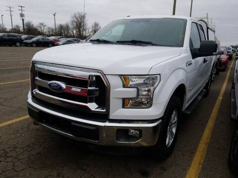2015 Ford F-150 for sale at SHAFER AUTO GROUP in Columbus OH