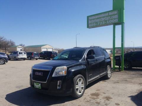2011 GMC Terrain for sale at Independent Auto in Belle Fourche SD