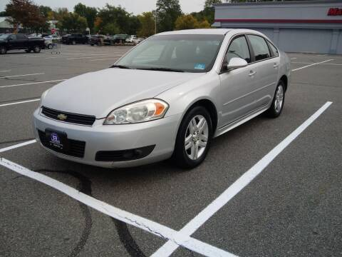 2011 Chevrolet Impala for sale at B&B Auto LLC in Union NJ
