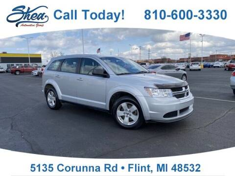 2014 Dodge Journey for sale at Jamie Sells Cars 810 - Linden Location in Flint MI