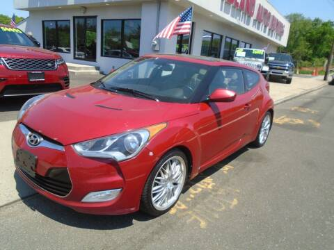 2013 Hyundai Veloster for sale at Island Auto Buyers in West Babylon NY