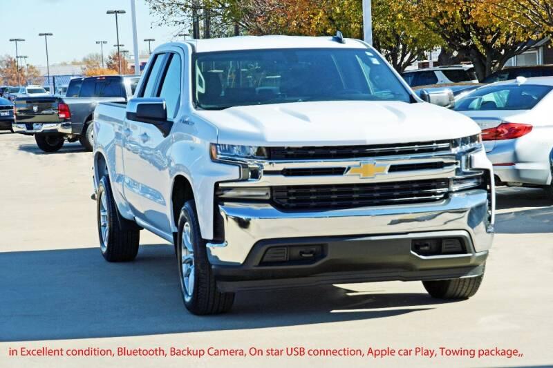 2020 Chevrolet Silverado 1500 for sale at Silver Star Motorcars in Dallas TX