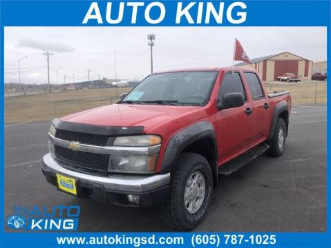 2006 Chevrolet Colorado for sale at Auto King in Rapid City SD