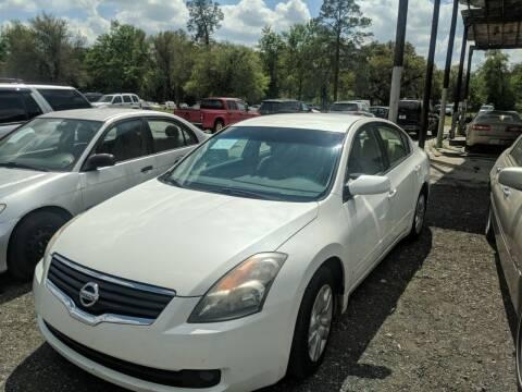 2009 Nissan Altima for sale at Ebert Auto Sales in Valdosta GA