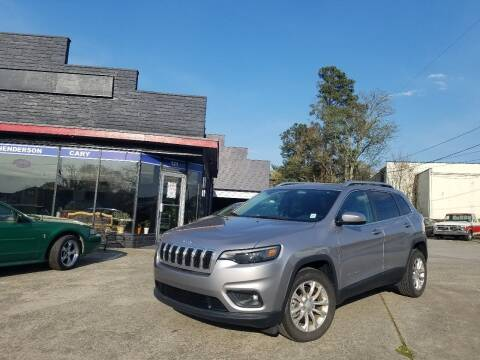 2019 Jeep Cherokee for sale at Import Performance Sales - Henderson in Henderson NC