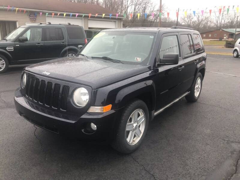 2010 Jeep Patriot for sale at Baker Auto Sales in Northumberland PA