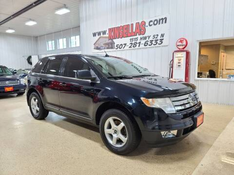 2010 Ford Edge for sale at Kinsellas Auto Sales in Rochester MN