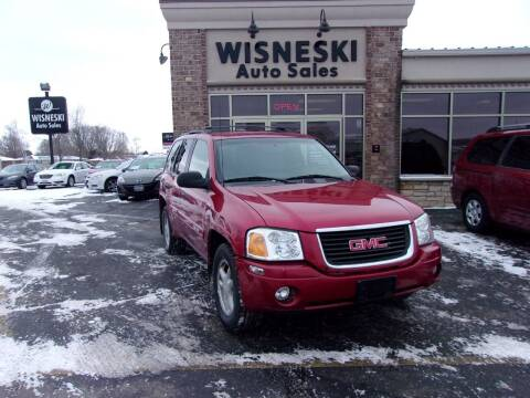 2004 GMC Envoy for sale at Wisneski Auto Sales, Inc. in Green Bay WI