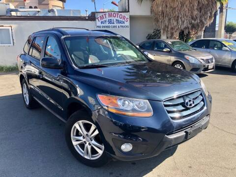 2011 Hyundai Santa Fe for sale at TMT Motors in San Diego CA