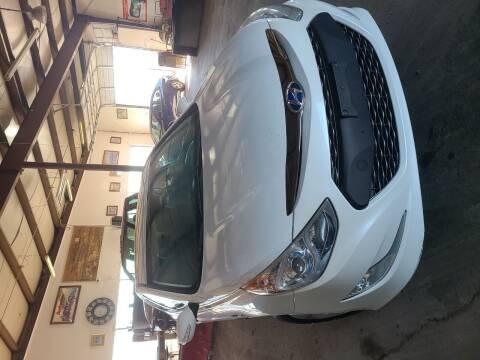 2013 Hyundai Sonata Hybrid for sale at PYRAMID MOTORS - Pueblo Lot in Pueblo CO