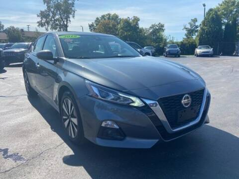2019 Nissan Altima for sale at Newcombs Auto Sales in Auburn Hills MI