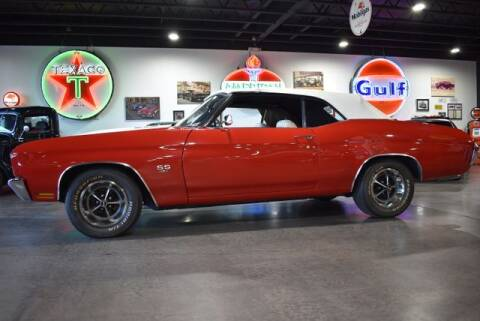 1970 Chevrolet Chevelle for sale at Choice Auto & Truck Sales in Payson AZ
