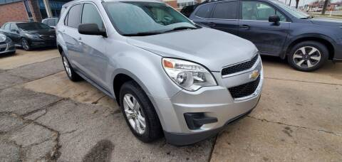 2012 Chevrolet Equinox for sale at Divine Auto Sales LLC in Omaha NE